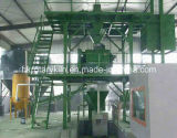 2016 Hot Sales Automatic or Semi-Automatic Simple Small Dry Mortar Plant