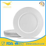 Non-Skid Melamine Custom Dinnerware Dinner Plate for Hotel