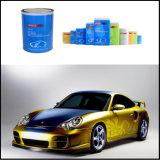 1k Gold Medium Silver Liquid Spray Car Paint