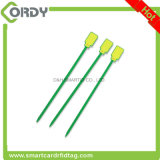 RFID cable seal tag RFID cable tie tag for luggage management