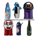 Fashionable Customized Single and Double Neoprene Bottle Cooler /Bottle Holder (HYB297)