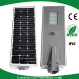 All in One Solar Garden Outdoor Solar Street Light with 3 Years Warranty