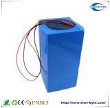 Lithium Battery120V 20ah for E-Motorcycle/ E- Scooter/ Pipeline Car