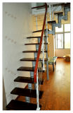Ritz New Indoor Metal Stair Railing with Wrought Iron Stair