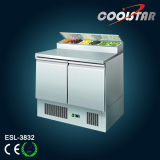 Stainless Steel Refrigerated Counter Saladette (ESL-3832)