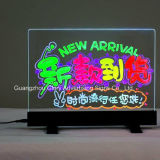 LED Desktop Writing Board/ LED Menu Board