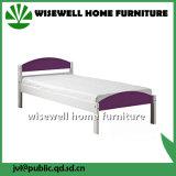Solid Pine Wood Bi-Color Single Kids Bed (WJZ-B107)