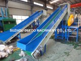 PE Films Crushing Washing Recycling Line 300kg/H