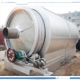 Pyrolysis Tyre to Oil Machine Without Pollution