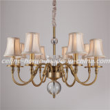 Iron Pendant Lighting Crystal Chandelier (SL2092-8B)