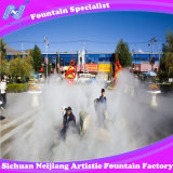 Economic Cool Fog Music Water Fountain for Villa / Hotel (DF-5)