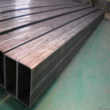 Big Size Welded Steel Pipe with Rectangular Shape 200X400mm