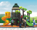 Hot Selling Outdoor Playground Slide with GS and TUV Certificate