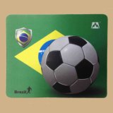 Anti-Slip Rubber Backing Rubber Mouse Pad