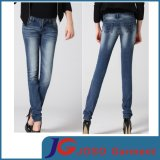 Slim Fit Jeans New Style Women Bodycon Jeans (JC1201)