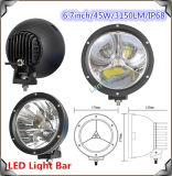 Auto Parts 45W LED Work Light Round Spot Driving Lighting