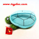 Plush Turtle Pencil Bag