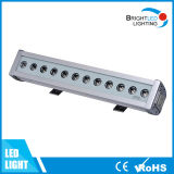 Linear RGB LED Wall Washer with DMX Controller