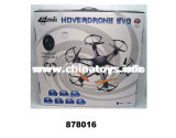 Latest 4 CH 2.4G 6-Axis R/C Aircraft/6-Axis Gyro Toy (878016)