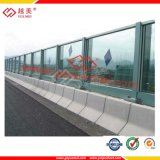 Yuemei Polycarbonate Solid Sheet for Noise Barrier Material