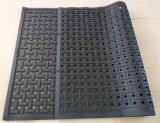 Hot Sale Anti Fatigue Rubber Floor Matting Anti-Slip Rubber Flooring, Hotel Rubber Tiles
