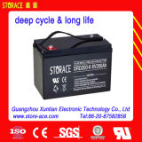 Deep Cycle Lead Acid Battery 6V 200ah for Solar