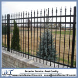 Commercial Ornamental Wrought Iron Fence Panels for Garden