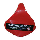 OEM Measuring 286 X 276mm PVC Bicycle Seat Cover