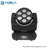7X12W Osram Lamp 8 Degree LED Moving Head Beam Light