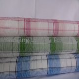 Yarn Dyed Cotton Woven Fabric + Printing (LZ4350)