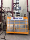 Xuanyu Construction Life/Building Site Elevator/Teel Gear Rack and Pinion with Ce