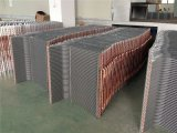 Cold Room Copper Tube Aluminium Fins Condenser