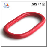 Red Painted Weldless Alloy Steel Forging Weldless Ring