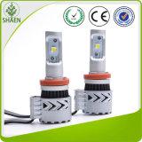 H11h/L LED Auto Headlight 60W 6000lm