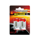1.5V China Digital Alkaline Size-Am2 Manufacture Dry Battery (LR14-C)