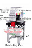 Single Head Head Number and Cap Embroidery Machine Type Embroidery Machine