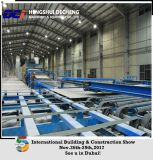 Production Complete for Gypsum Board Manufacturing Line