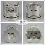 Diesel Engine Piston 6D16 for Mitsubishi Model Diameter 118mm