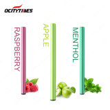 Ocitytimes ODM OEM Disposable E Cig 500 Puffs/ 600 Puffs/ 800 Puffs Disposable Electronic Cigarette