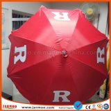 48 Inch UV Anti 420d Polyester Beach Umbrella