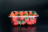 500g Clear Plastic Fruit Tray Plastic Strawberry Punnet