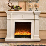 Modern Furniture LED Lights Heater Ce Approved Electric Fireplace (343)