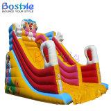 Happy Clown Inflatable Water Slide for Kids Indoor Slide