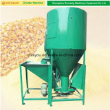 Vertical Animal Chicken Feed Mixing Crushing Grain Grinder Machine