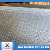 Building Material Stainless Steel Checkered Plate (201/304/316)