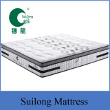 SL1702 Bedroom Furniture Euro Top HD Foam and Pocket Spring Mattress
