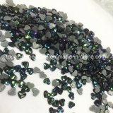 2018 Newest Best Selling 5A Heart Hot Fix Rhinestone Crystal Copy Preciosa Stone (HF-heart)