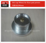 90mm Ink Cup with Ceramic Ring for Pad Printing for Kent Pad Printing Machine