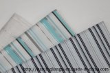 Yarn Dyed Cotton Polyester Dobby Stripe with Spandex Fabric