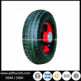 Pr1000 Pneumatic Rubber Air Wheel for Tool Cart Trolly 6′′